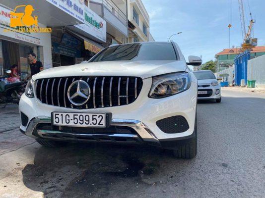 Đá cốp Mercedes Benz Nguyễn Hữu Cảnh