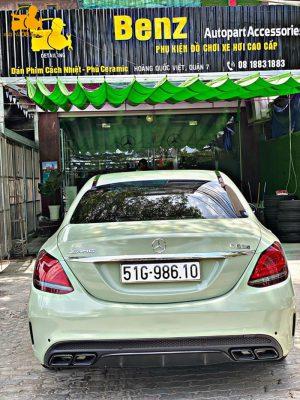 Đá cốp Mercedes Benz Thảo Điền