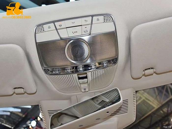 Phụ kiện xe sang Mercedes Benz có những ưu điểm nào?