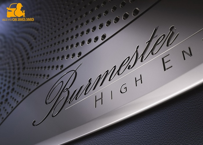 Loa Burmester Mercedes Benz