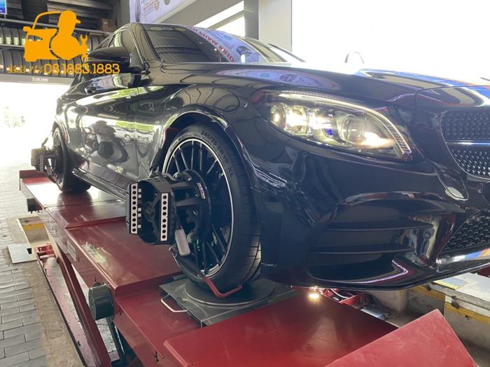 Phân phối Mâm xe chính hãng cho ô tô Mercedes