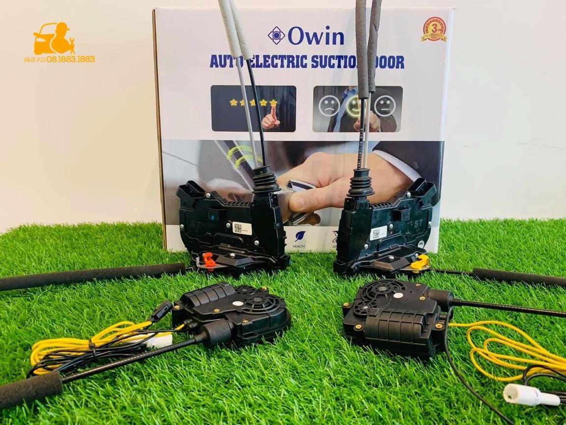 Cửa hít OWIN hỗ trợ người dùng đóng mở cửa an toàn