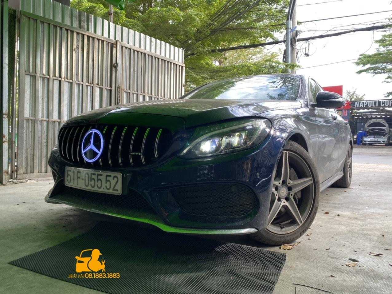 Phụ Kiện Xe Sang Mercedes Benz - Độ xe hơi ô tô chuyên nghiệp