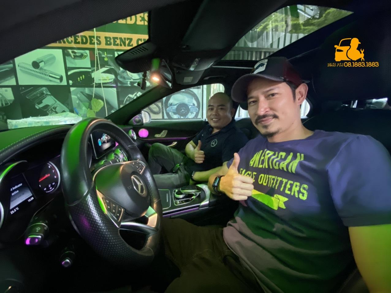 Phụ Kiện Xe Sang Mercedes Benz – Độ xe Oto chuyên nghiệp, giá rẻ tại TPHCM