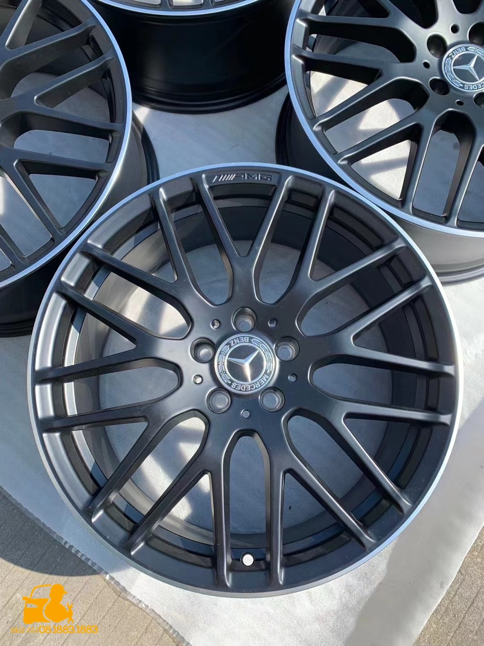 Hãy thường xuyên kiểm tra sửa chữa mâm xe
